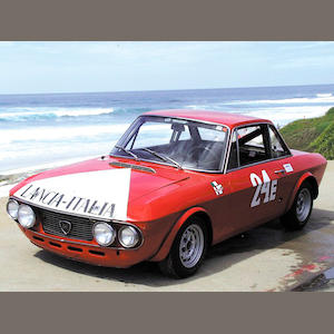 The ex-Innes Ireland,Lancia Fulvia HF 818.540.001002
