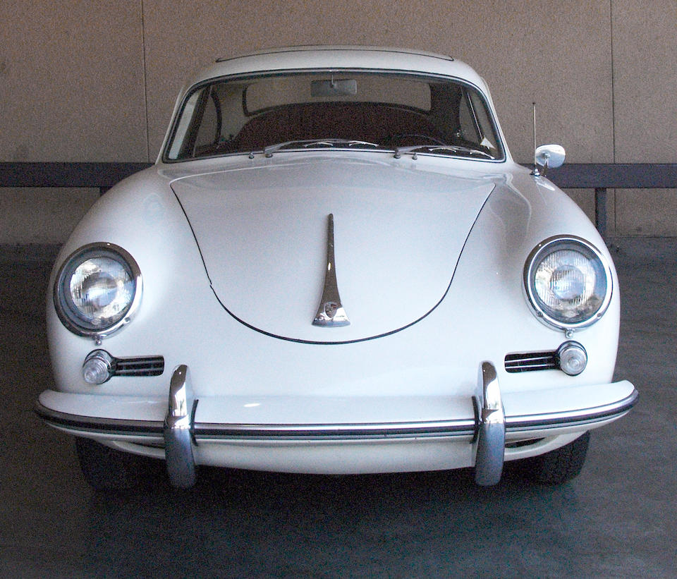 The Porsche Factory Demonstrator, First of this Model Produced,1960 Porsche 356B Super-90  Chassis no. 108921