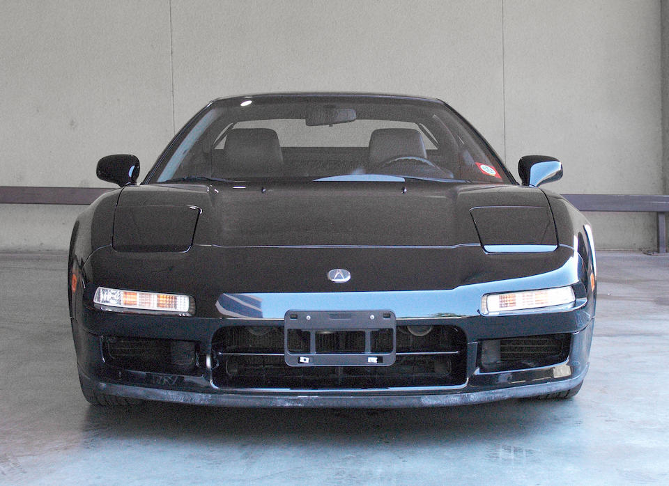 1991 Acura NSX  Chassis no. JH4NA1152MT001821