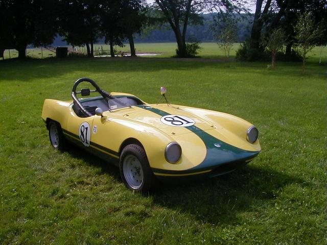 c1959 Elva Courier MkI Roadster  Chassis no. tba