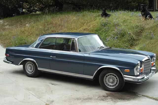 1971 Mercedes Benz 280SE 3.5 Coupé  Chassis no. 11102612003113