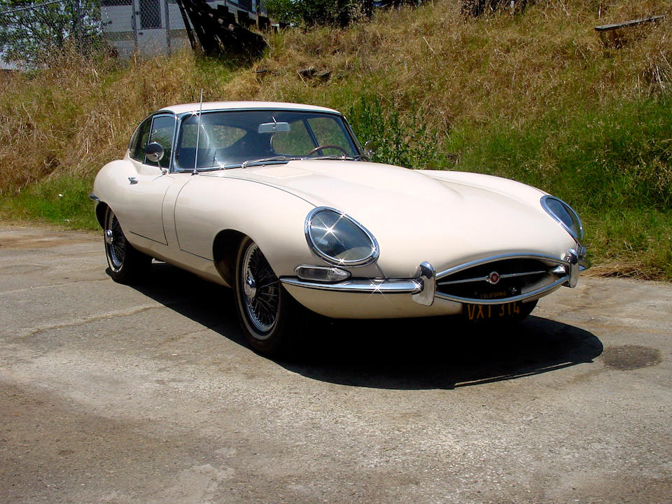 1967 Jaguar XKE Series 1 4.2 Liter Fixed Head Coupe  Chassis no. 1E32902