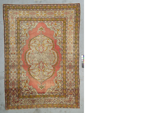 A Sivas carpet Anatolia, Size approximately 9ft 7in x 6ft 3in