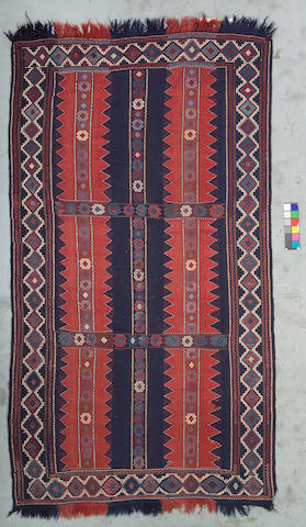 A Verneh carpet Caucasus, Size approximately 10ft 7in x 6ft