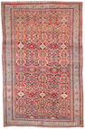 A Fereghan Sarouk carpet Central Persia,  Size approximately 11ft 1in x 7ft 2in