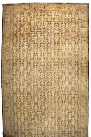 An Amritsar carpet India, Size approximately 20ft 8in x 12ft 1in
