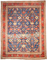 A Sultanabad carpet Central Persia, Size approximately 18ft x 14ft