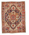 A Heriz carpet Northwest Persia, Size approximately 12ft 5in x 9ft 6in