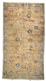 An Amritsar carpet India, Size approximately 17ft 10in x 9ft 8in