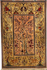 An Isfahan carpet South Central Persia, Size approximately 6ft 9in x 4ft 8in
