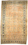 A Bidjar carpet Northwest Persia, Size approximately 18ft 3in x 10ft 11in