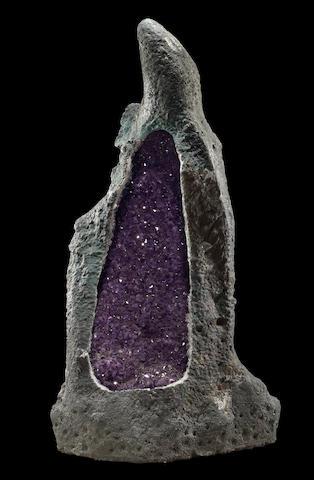 Immense Amethyst Geode. Brazil