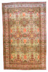 A Kerman carpet South Central Persia, Size approximately 22ft x 14ft