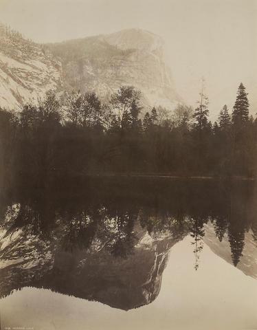 William Henry Jackson; Mirror Lake;