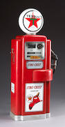 A good 'Wayne' model 100A forecourt standing petrol pump,