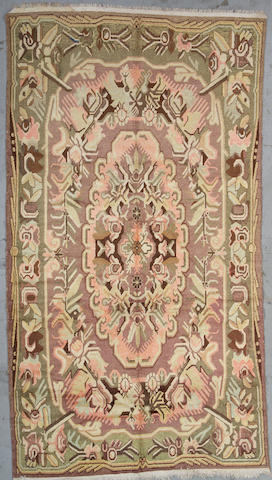 A Karabagh carpet Caucasus Size approximately 9ft 6in x 5ft 3in