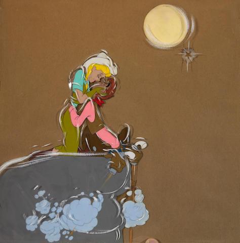 Bonhams A Walt Disney Celluloid From Melody Time