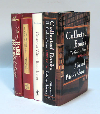 Book Collecting - Reference 45 vols.