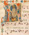 Manuscript Gradual. Circa 1350. App. 130 folios.