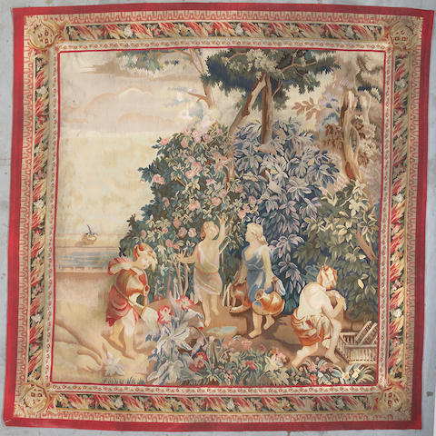 A Contemprary tapestry