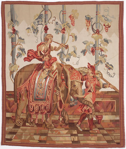A Contemporary tapestry
