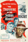 Treasure of the Sierra Madre, 1948, 42x28 1/2, framed