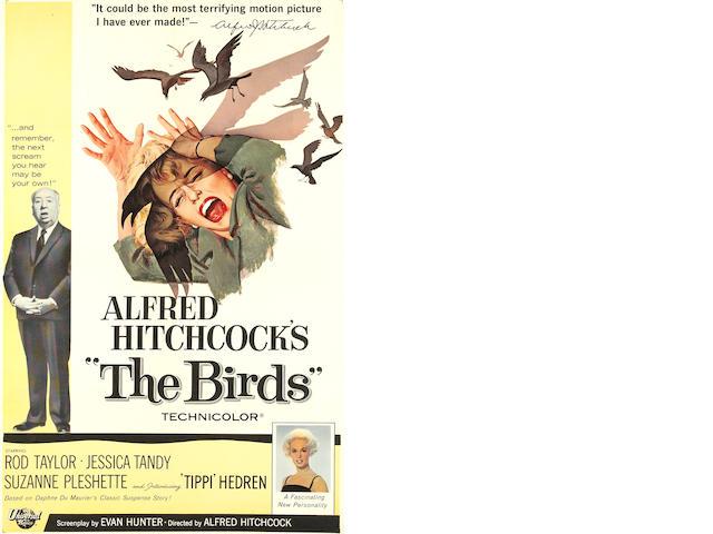 The Birds, 1963, 42x28, LB