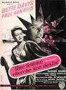 Now Voyager, 1942, small French (32x24)