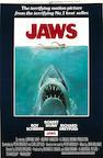 Jaws, 1975, 29x42, LB