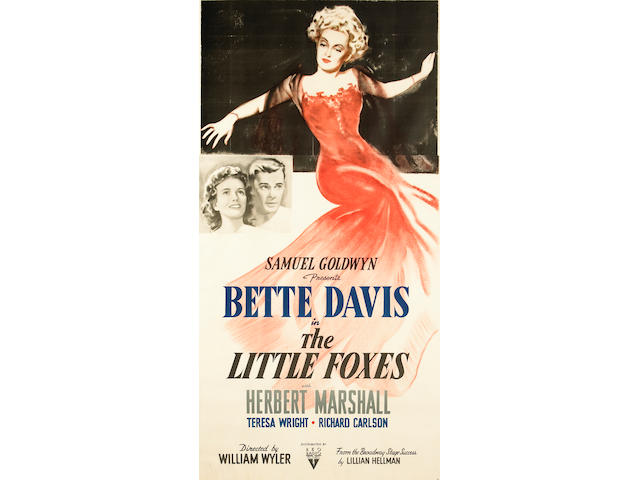 The Little Foxes, 1941, 45x75