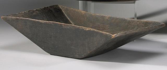 A Matty Island bowl