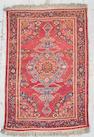 An Afghan rug