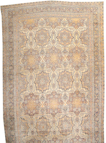 A Kermanshah carpet Northwest Persia, Size approximately 13ft 4in x 21ft 4in
