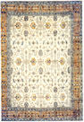 An Agra carpet India, Size approximately 17ft 4in x 14ft 2in