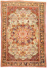 A Fereghan Sarouk carpet Central Persia, Size approximately 11ft 8in x 8ft