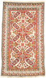A Kuba rug Caucasus, Size approximately 6ft 6in x 3ft 9in
