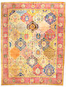 A Tabriz carpet Northwest Persia, Size approximately 12ft 9in x 9ft 7in