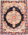 A Bakhtiari carpet Southwest Persia, Size approximately 16ft 11in x 13ft 7in