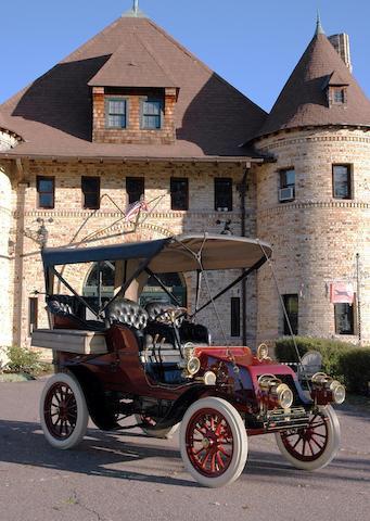 1904 Winton 20hp Detachable Rear-Entrance Tonneau  Chassis no. 3227 Engine no. 03 1224