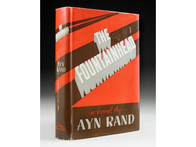 RAND. The Fountainhead.