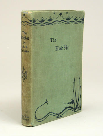TOLKIEN. The Hobbit. UK 1st/2nd.