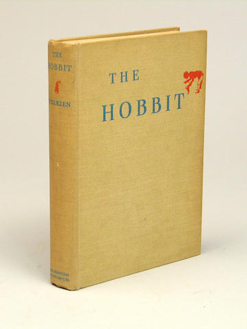 TOLKIEN. The Hobbit. US 1st/1st.