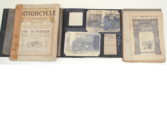 Motorcycle Archive.