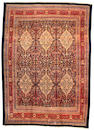 A Bibikabad Carpet Central Persia, Size approximately 12ft 3in x 17ft