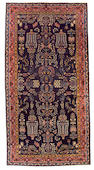 An Amritsar Carpet India, Size approximately 9ft 17ft 7in