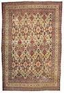 Lavar Kerman Carpet Central Persia, Size approximately 12ft x 18ft
