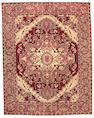 An Amritsar Carpet India, Size approximately 10ft x 12ft 9in