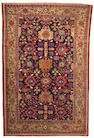 A Bakshaish Carpet Northwest Persia, Size approximately 8ft x 12ft 3in