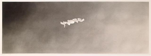 Edward Ruscha (American b. 1937) Hope, 1972 (D1972.36) 11½ x 29in (29 x 74cm)