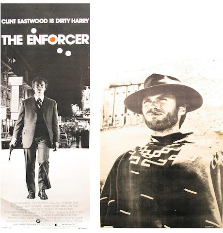 A Group Clint Eastwood Posters